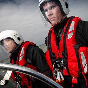 Crewsaver Lifejacket shoot 4,14 Solent
