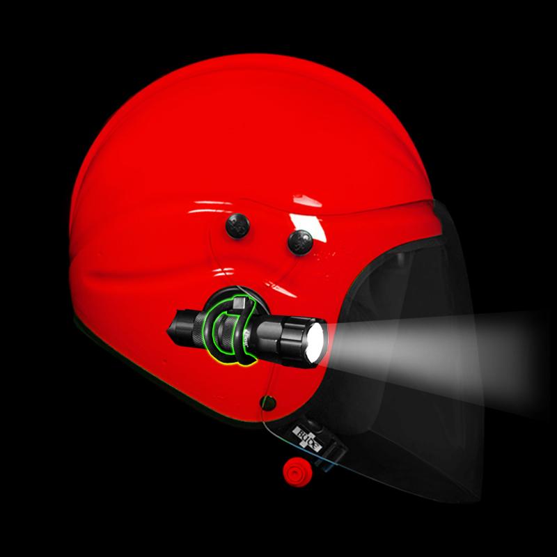 red-helmet-flaslight