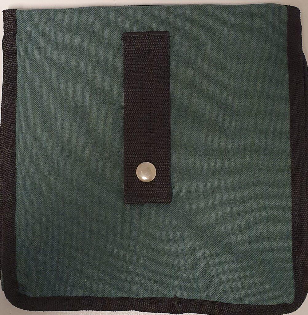 Bag half mask rear